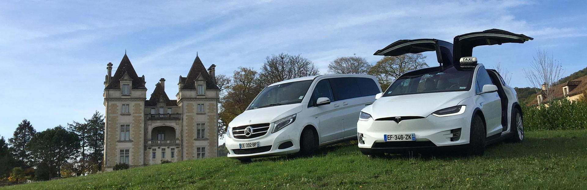 Excursions privées - Taxi Touring